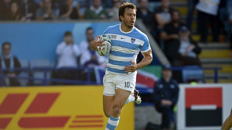 Hernández anunció su retiro del rugby profesional
