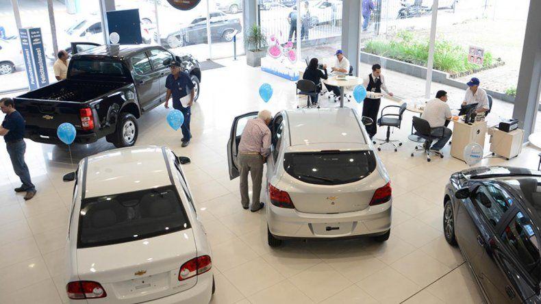 En marzo Chevrolet se convirtió en la marca más vendida con 11.915 patentamientos