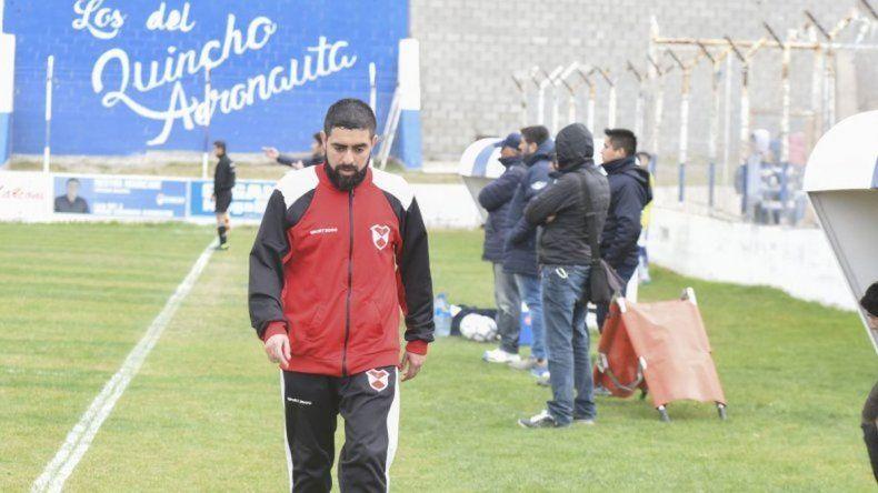 Javier Guerreiro vivió un año y medio muy intenso como entrenador del Club Deportivo Sarmiento.