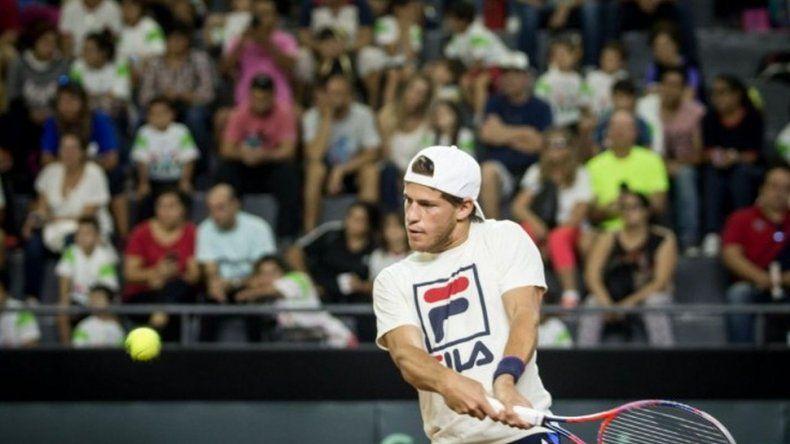 Argentina y Chile preparan la serie de la Copa Davis