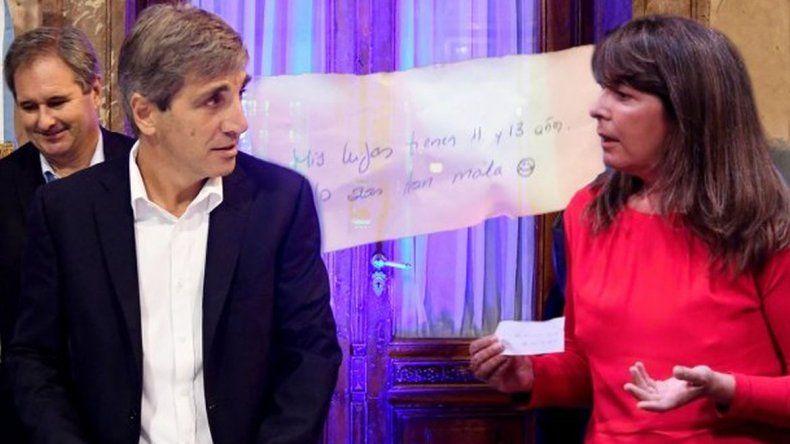 Luis Caputo: no es delito tener una offshore