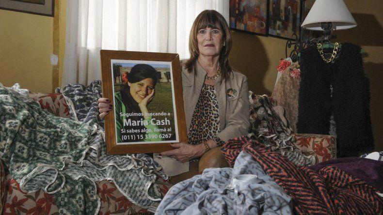 Los restos hallados en Bolivia no son de María Cash