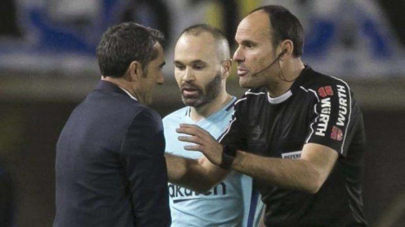 Desde la FIFA se promueve la amonestación a los directores técnicos