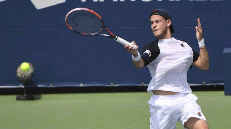 Diego Schwartzman es el tenista número 1 de Argentina en esta instancia de la Copa Davis.