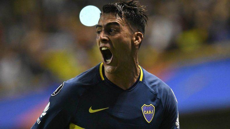 Con gol de Pavón, Boca venció a Junior por 1 a 0 en La Bombonera