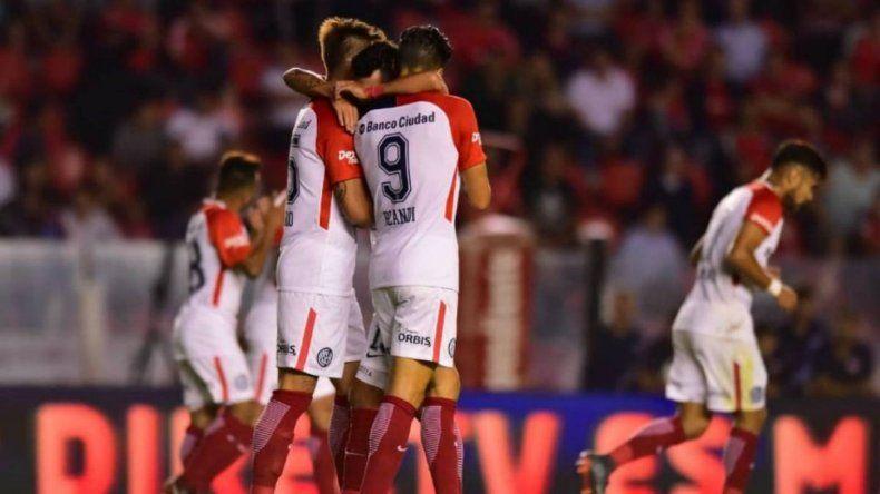 San Lorenzo venció 1-0 a Independiente por la Superliga argentina