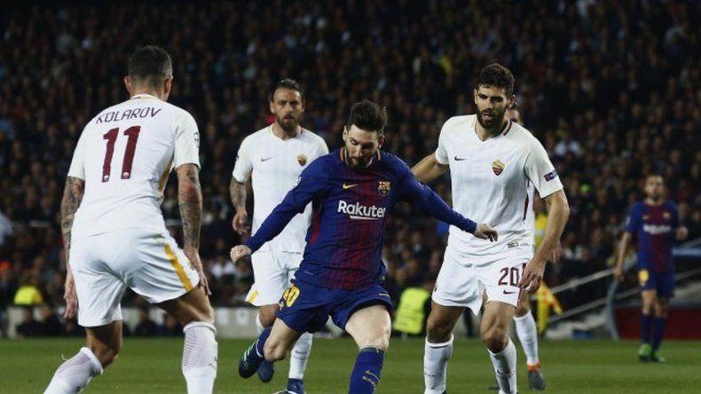 Liverpool y Barcelona golearon en la ida de los cuartos