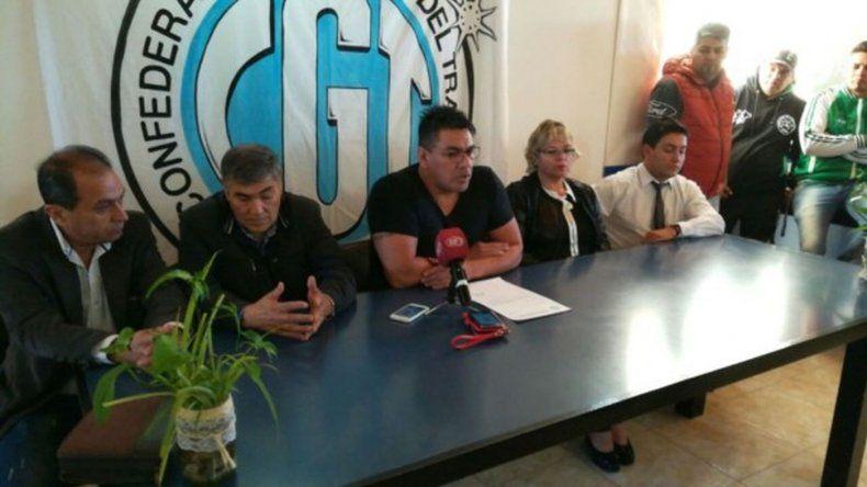 Collio renunció a la CGT Valle del Chubut