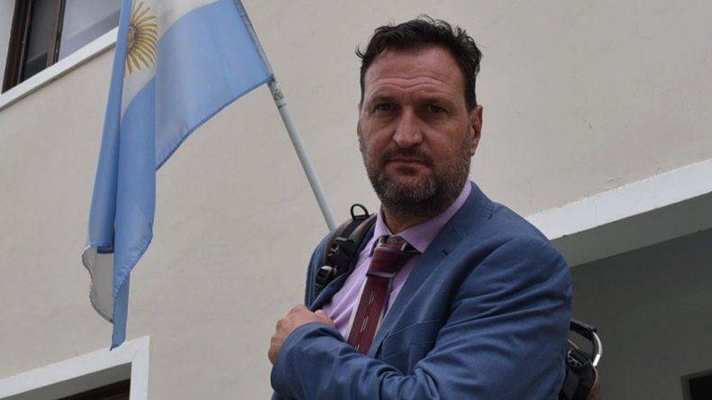 Abogado penalista Luis Tagliapietra