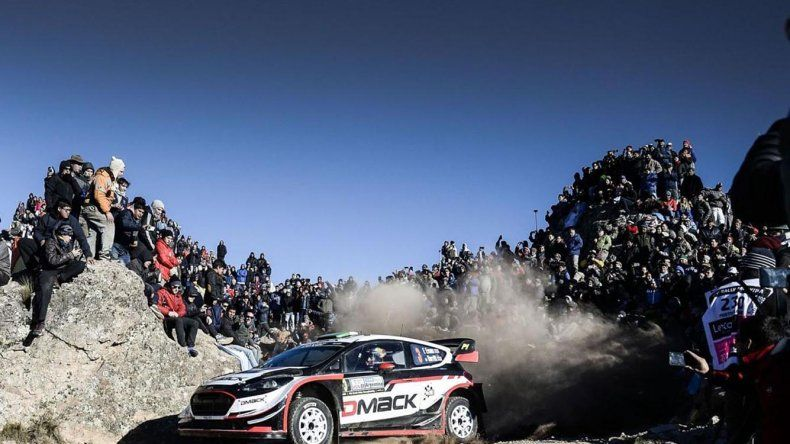 Córdoba ya palpita la quinta fecha del campeonato mundial de Rally.