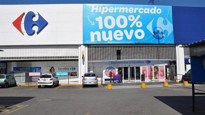 Hoy es día clave para el plan de achique de Carrefour