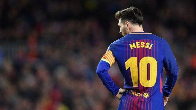 ¿Qué le pasa a Lionel Messi?