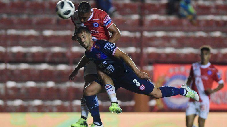 Argentinos Juniors le ganó a Unión y sueña con la Libertadores