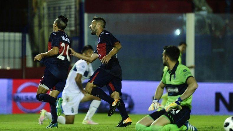 Tigre fue mucho más y superó con claridad a Gimnasia y Esgrima La Plata