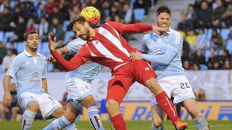 Sevilla recibió una goleada en su visita a Celta de Vigo