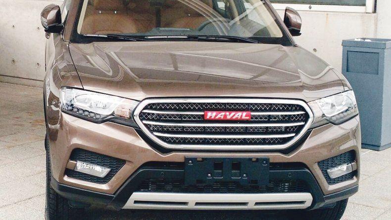 Las SUVs y pick-ups chinas de Antelo