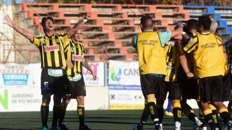 Deportivo Madryn enfrentará a Unión de Sunchales
