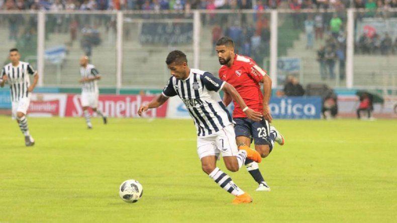 Con un golazo de Gigliotti, Independiente hundió a Talleres