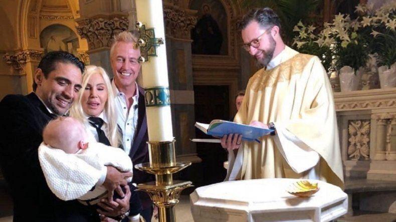 ¿Cómo fue el bautismo de Mirko, el hijo de Marley, en Nueva York?