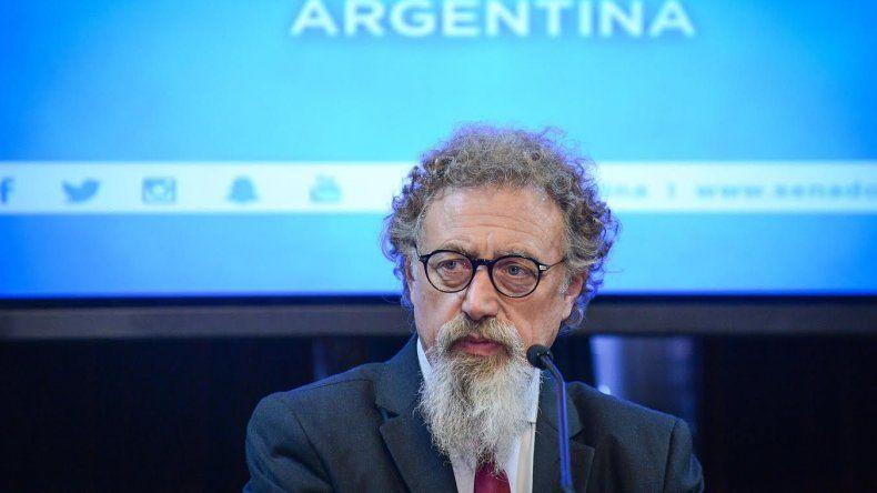Senador Luenzo reclama acciones para erradicar la silicosis