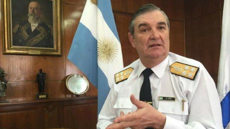 El exjefe de la Armada declarará el jueves por la desaparición del ARA San Juan