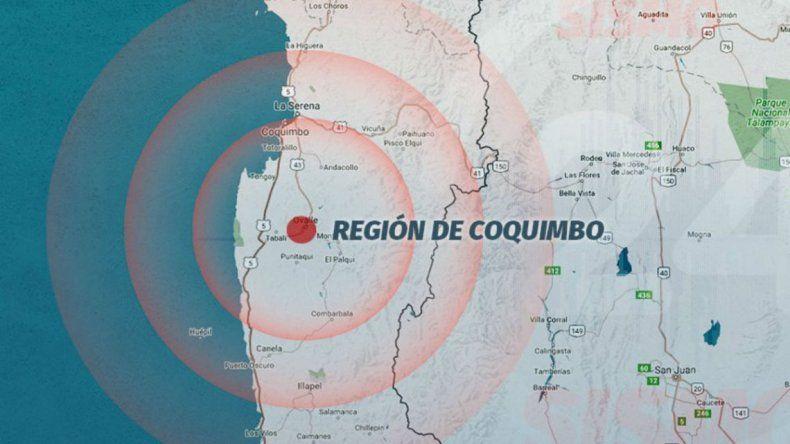 Un sismo sacudió a Chile y se sintió en cinco provincias argentinas