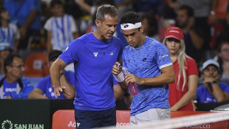 Argentina ya tiene rival en la Copa Davis