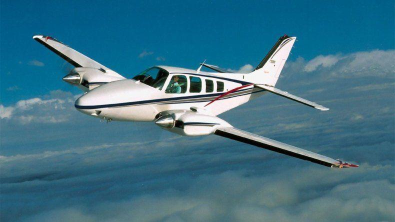 Se accidentó un avión con cuatro personas a bordo en Tucumán