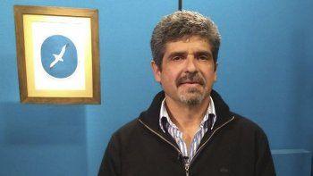 El secretario de Ciencia y Técnica de la Universidad Nacional de la Patagonia San Juan Bosco, Fabián Scholz, repasó parte del trabajo que se realiza en esa área de la casa de estudios.