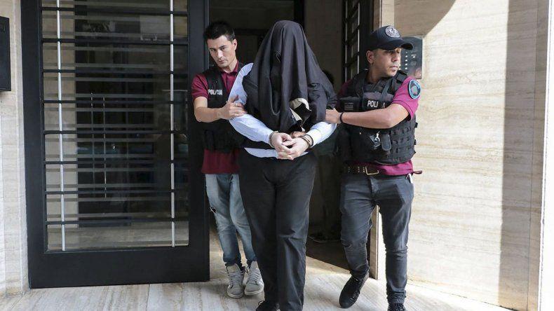 El empresario Enrique Juan Blaksley Señorans fue detenido ayer junto a sus dos socios y su cuñada.