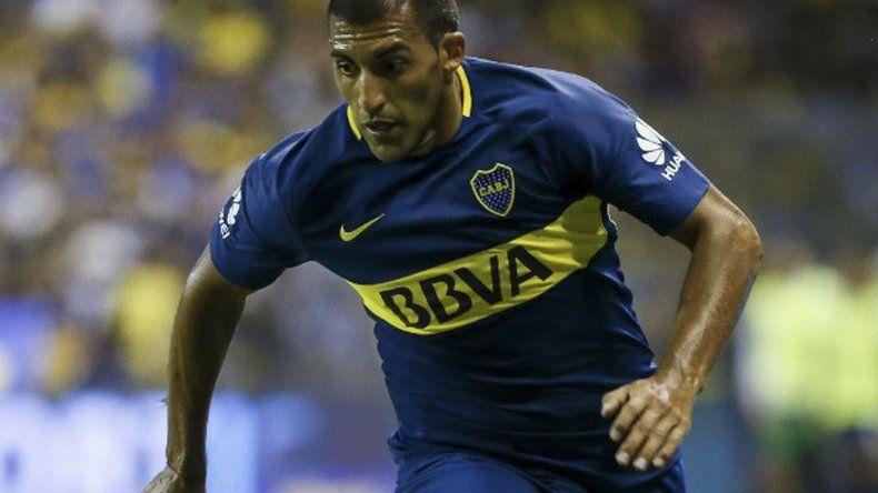 Ramón Abila será esta noche uno de los delanteros en el ataque de Boca que tendrá una difícil visita al Palmeiras.