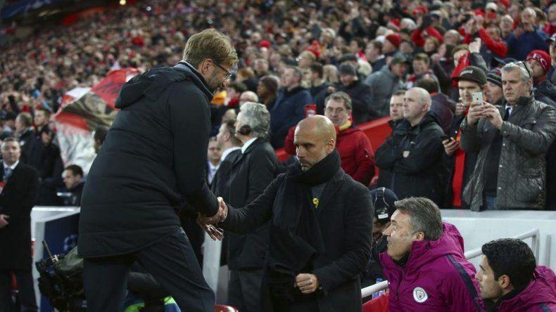 Manchester City recibe al Liverpool con la obligación de golear