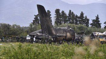 Tragedia aérea en Argelia: al menos 257 muertos