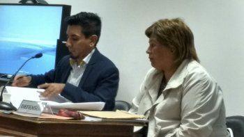 Daniela Molina está siendo juzgada por presunta administración infiel.