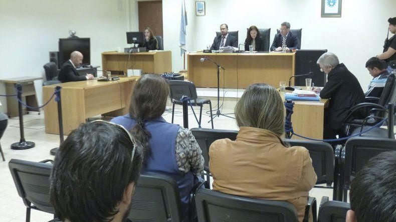 En la audiencia de imposición de pena el tribunal determinó condenar a Miguel Sotelo a 17 años de prisión.