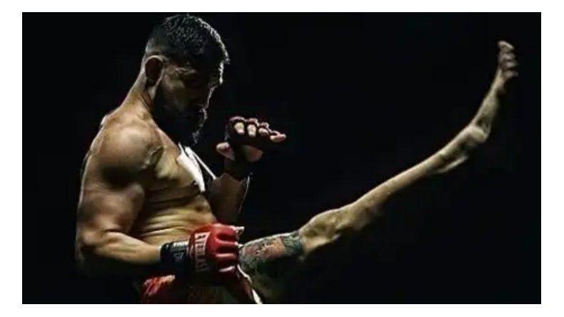 Esteban Bonaveri es considerado uno de los pioneros de las artes marciales mixtas. Este fin de semana brindará sus conocimientos en la capital petrolera.