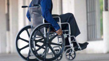 en chubut se efectua un relevamiento  acerca de personas con discapacidad