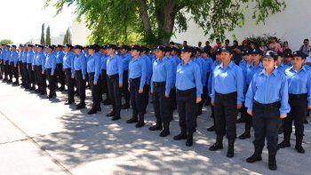 Paz fundamentó la decisión de dejar a la policía fuera del pago escalonado