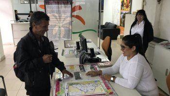 desarrollaron folletos turisticos para ciegos
