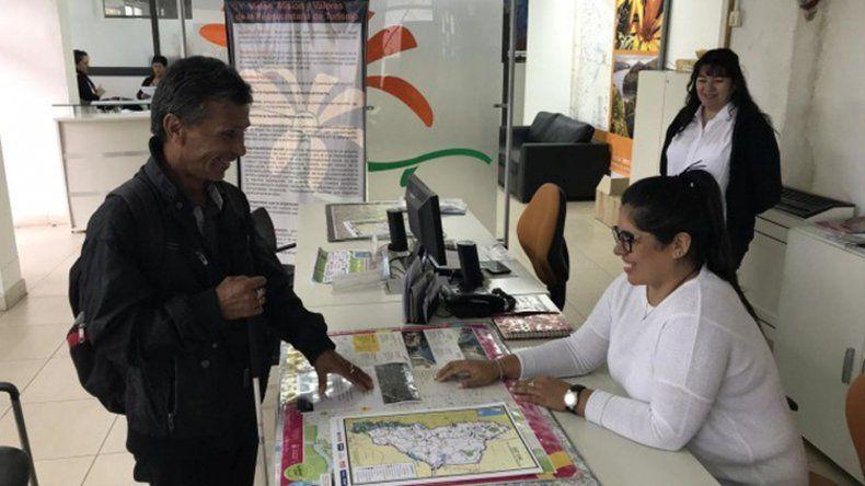 Desarrollaron folletos turísticos para ciegos