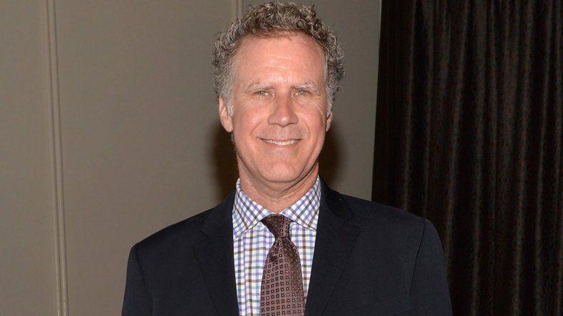 Will Ferrell fue herido y hospitalizado tras un accidente en California