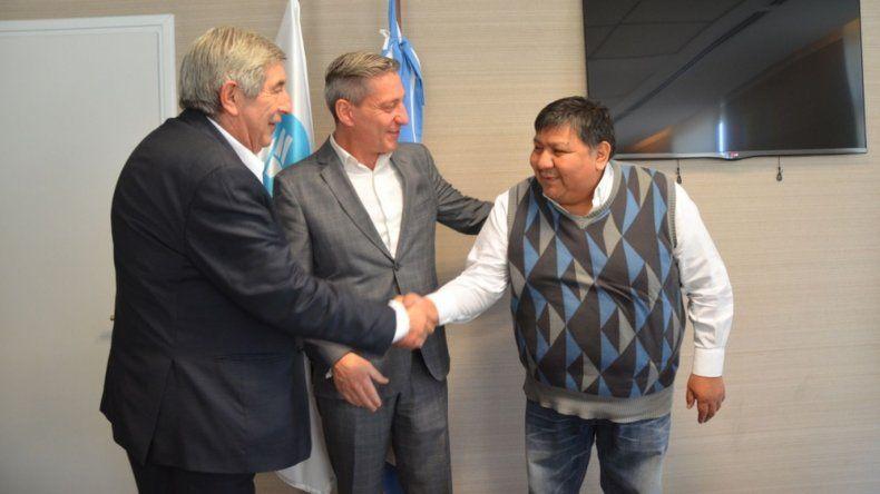 Firmaron la adjudicación del Área Mata Magallanes Oeste para su reactivación