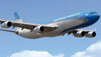 aerolineas argentinas es la tercera aerolinea mas puntual del mundo