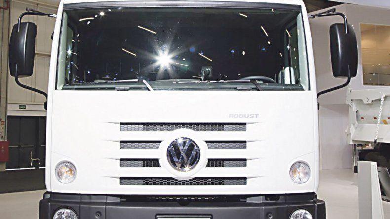 Robust, lo nuevo de Volkswagen camiones
