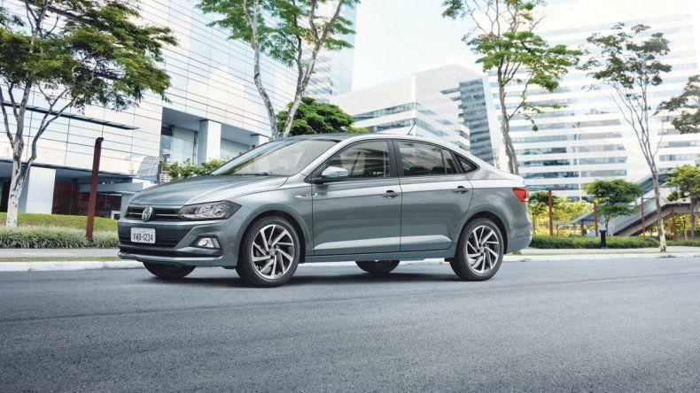 Volkswagen Virtus: Gira del interior