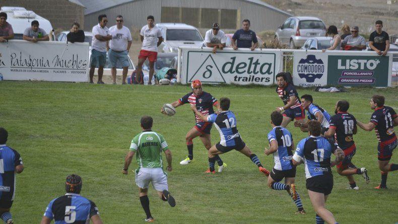 Comodoro RC y Calafate RC irán esta tarde por la consagración en el torneo Preparación de la URA.