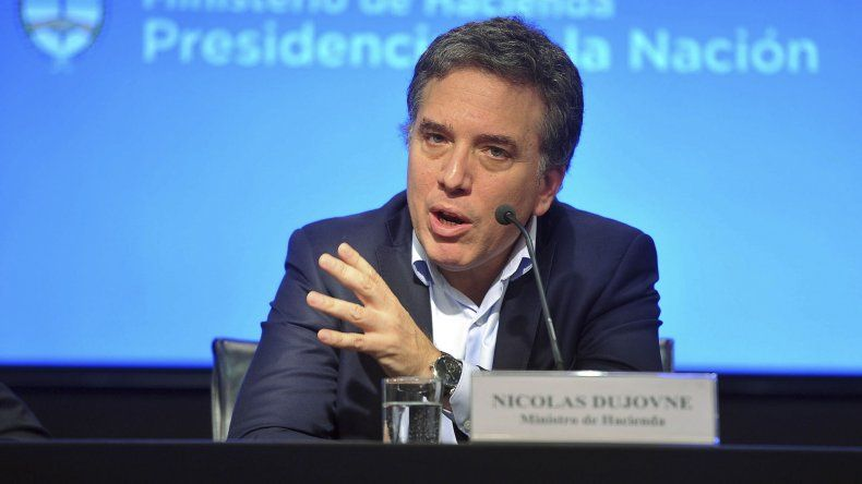 Nicolás Dujovne mantiene su discurso optimista respecto a la inflación.
