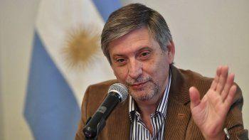 Sergio Mammarelli, ministro Coordinador de Gabinete de Chubut.