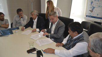 Es una excelente noticia para Río Mayo, dijo el gobernador Arcioni.