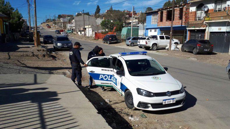 Identificaron a uno de  los sospechosos del robo  a una casa de Rada Tilly